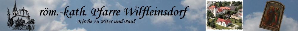 Pfarre Wilfleinsdorf